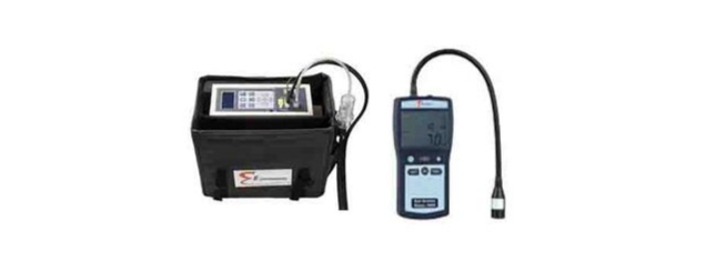 Portable gas analysers
