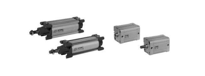 Pneumo cylinders