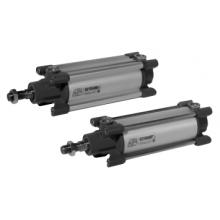 Pneumatiniai cilindrai ISO15552
