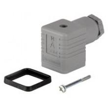 DIN 43650-A PG 11 kabelis kištukas, IP65