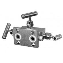 VM-3, 3 - valve manifold