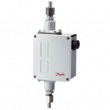 RT-E differential pressure switches for explosive areas (ATEX)