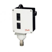 RT Danfoss pressure switches for steam boilers
