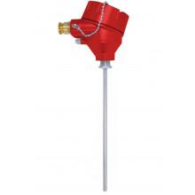 TOPP-Exd, TTKP-Exd, TTJP-Exd temperature sensors