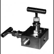 VM-2, 2 valve manifold