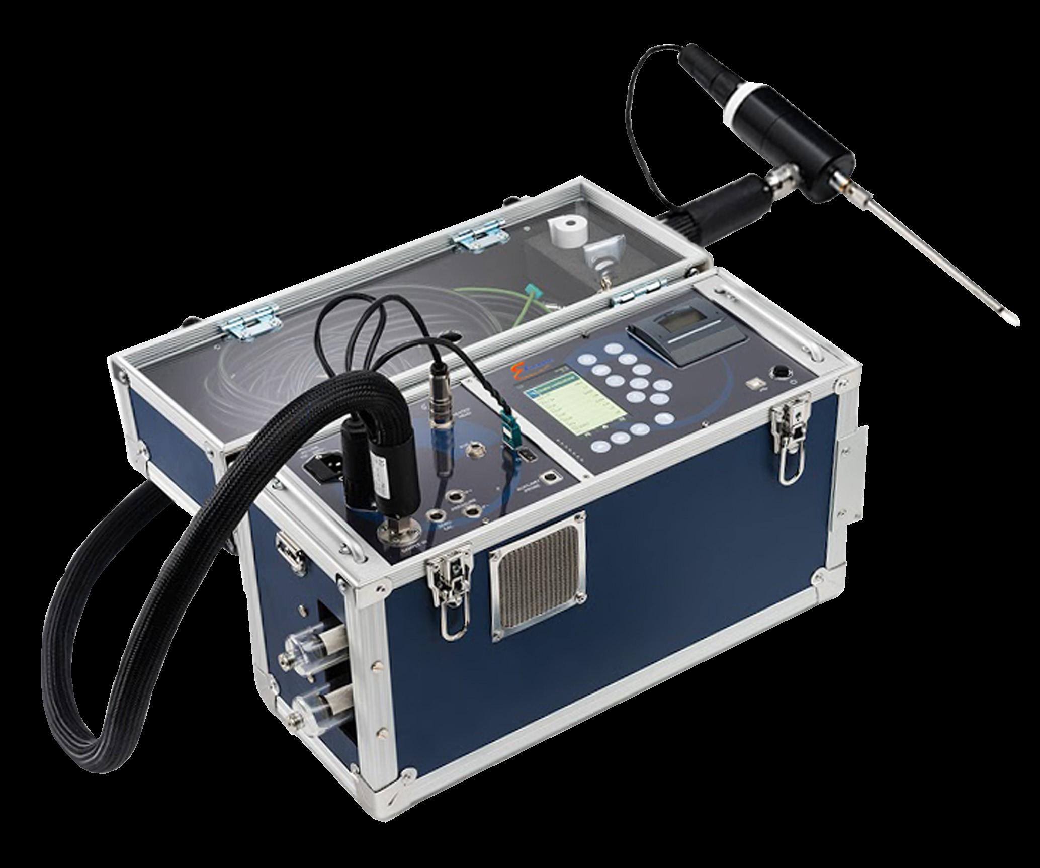 E9000 Portable Emissions Analyzer